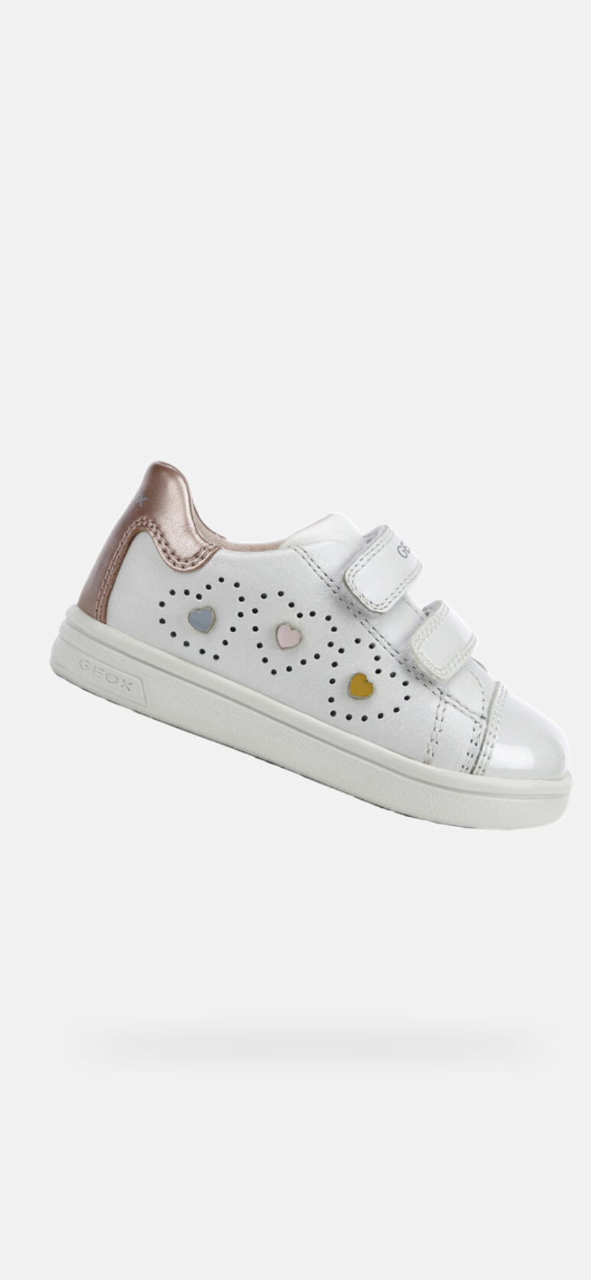 Geox DJ Rock Baby Girls Shoes
