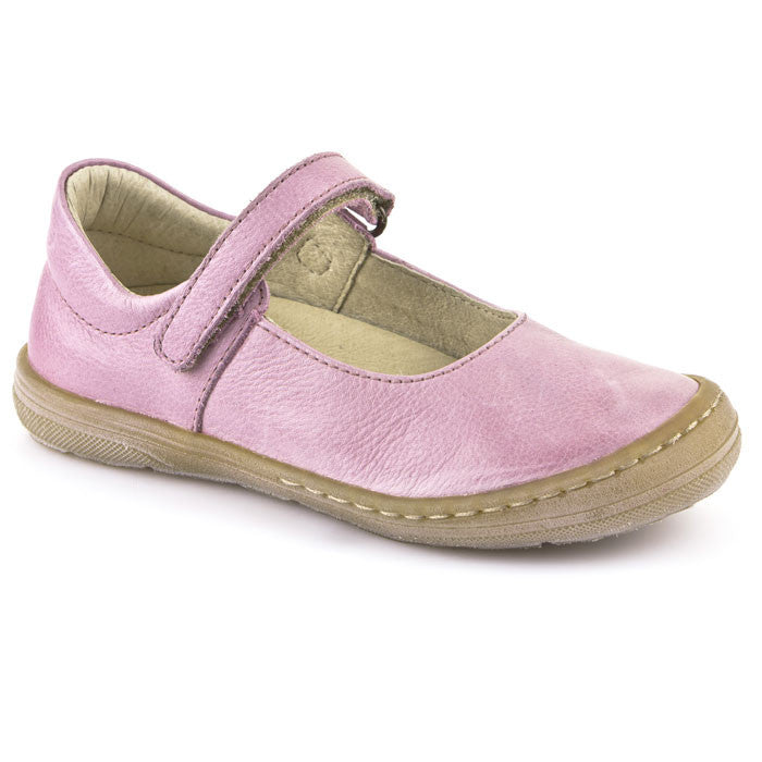 Froddo Girls G3140042-7 Pink Velcro Shoes