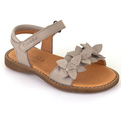 Froddo G3150091 Triple Petal Applique Sandals