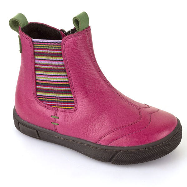 Froddo G3160066-3 Pink Ankle Boots