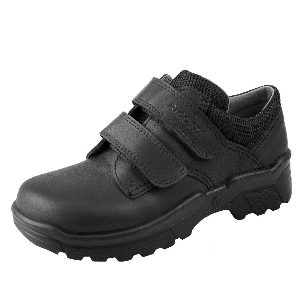 Ricosta Jack Black Velcro School Shoes