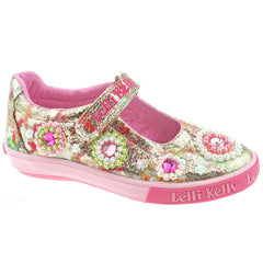 Lelli Kelly LK4080 Candy Canvas Shoes