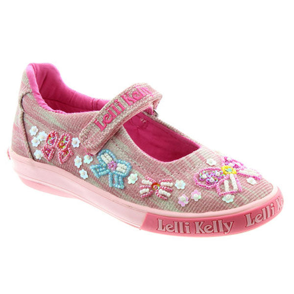 Lelli Kelly LK5066 Shining Bow Girls Shoes