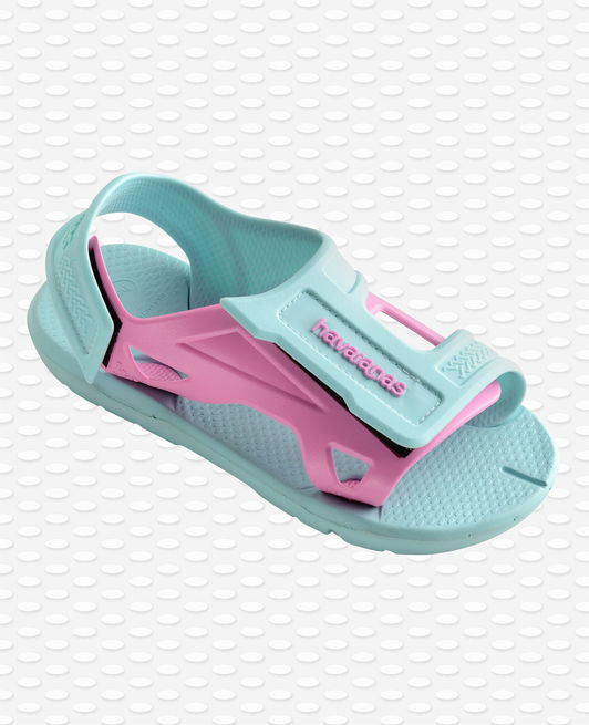 Havaianas Move Blue/pink Girls Sandals