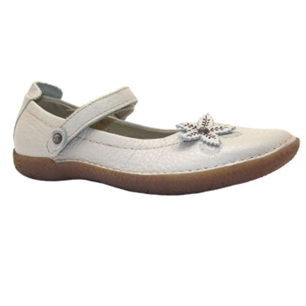 Noel Couette Cream Flower Velcro Shoes