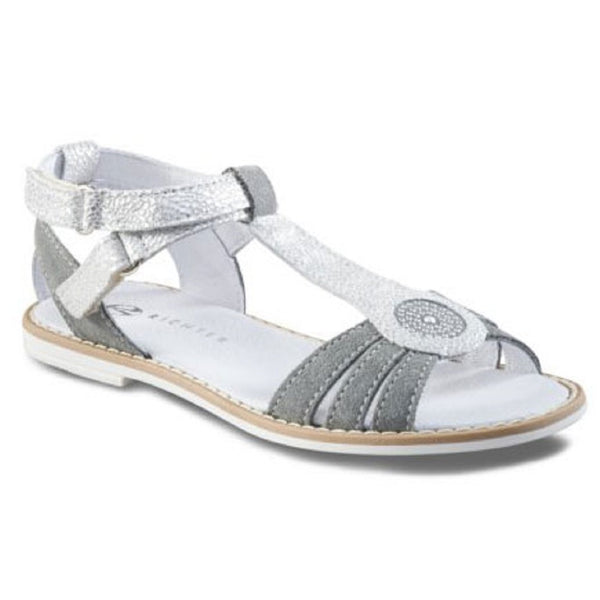Richter 5406.521.6101 Grey & Silver Sandals