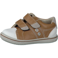 Ricosta Pepino Nippy Tan Velcro Shoes