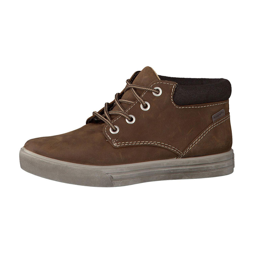 Ricosta Stan Tan Brown Lace Up Boots