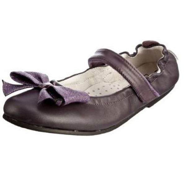 Step 2wo Midi Soraya Purple Ballerina Shoes