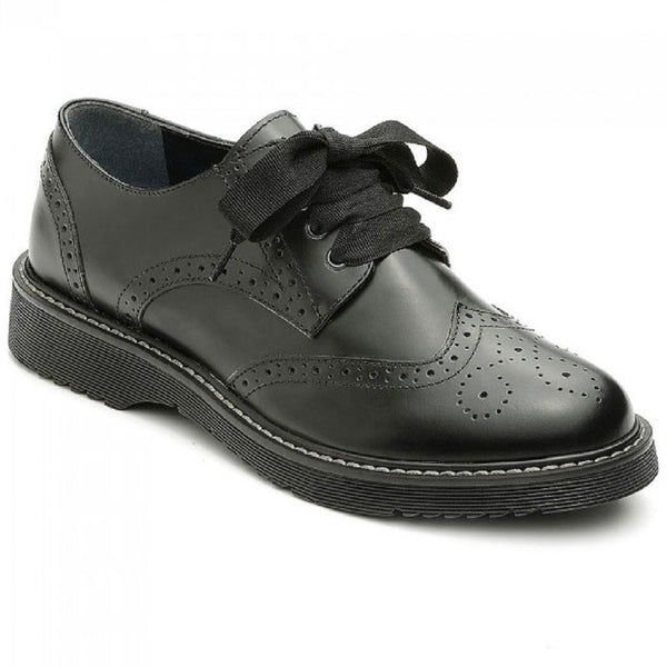 Start-rite Angry Angels Impulsive Lace School Shoes