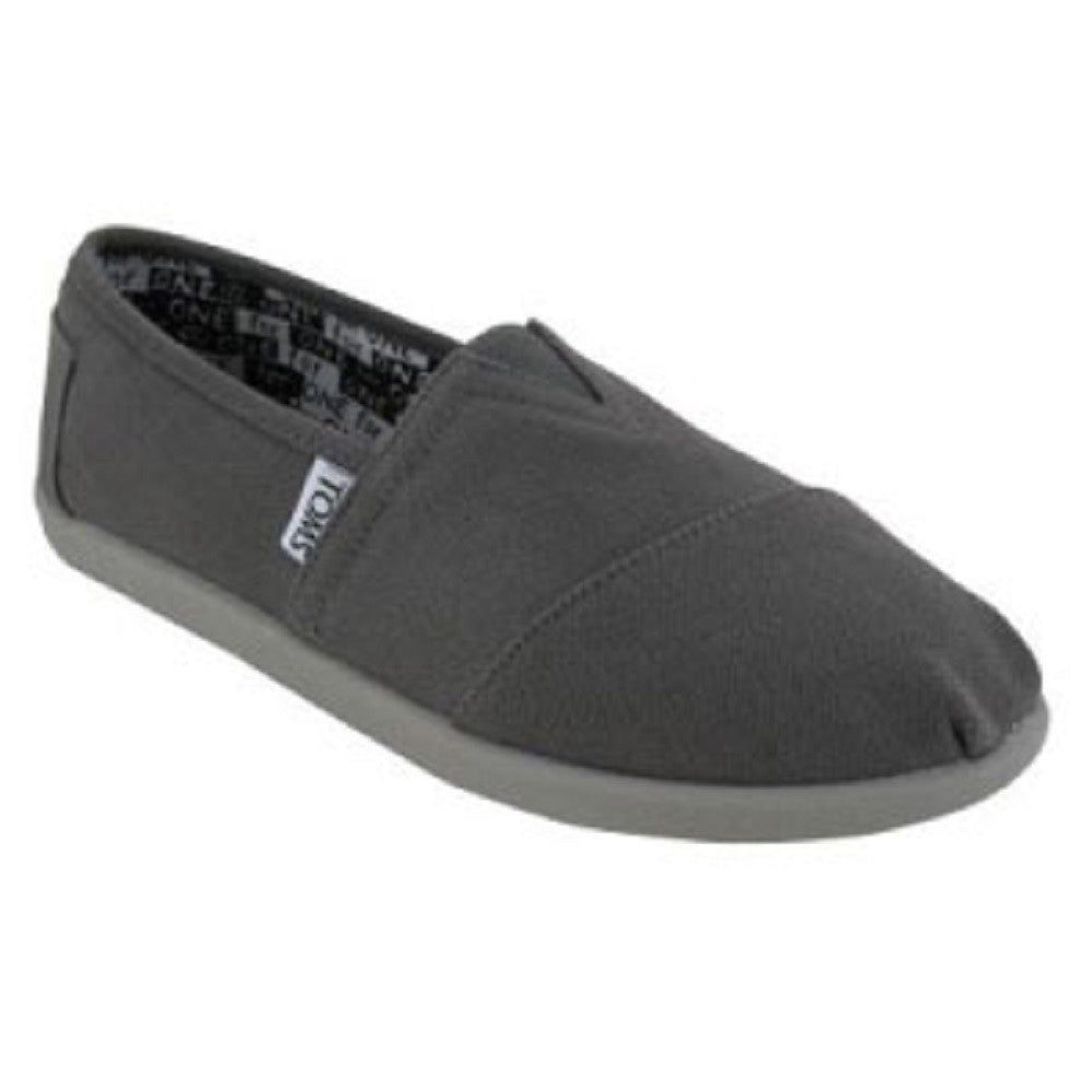 TOMS Ash Classic Youths Canvas Shoes