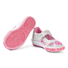 Lelli Kelly Daisy Girls Canvas Shoes - NEW SPRING 2019 STOCK
