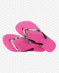 Havaianas Slim Strapped Ladies Flip Flops