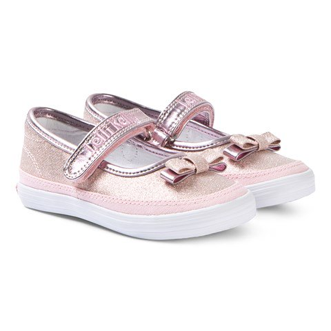 Lelli Kelly Sprint Girls Pink Canvas Shoes - NEW SPRING 2019 STOCK