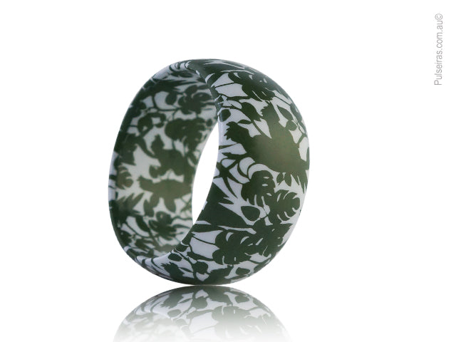 Cockatoo Olive Green EcoBangle™