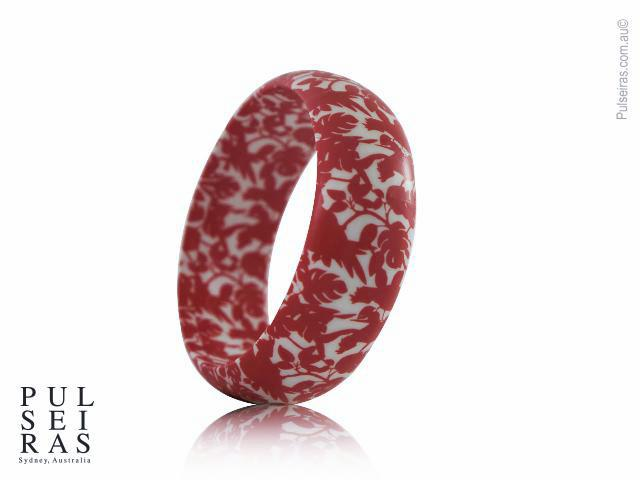 Cockatoo Red Mini EcoBangle™