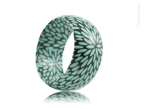 Turquoise Starburst EcoBangle™