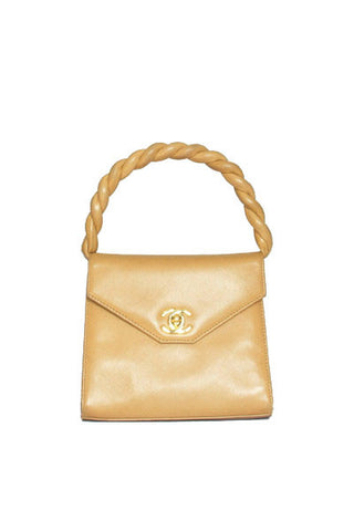 Chanel Mini Top Handle Handbag