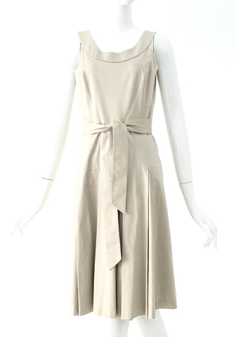 Calvin Klein Beige Dress 2