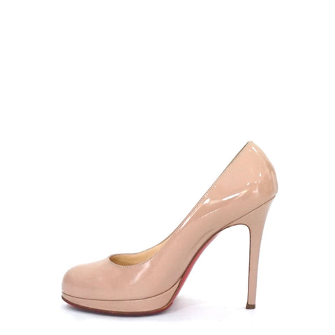 Christian Louboutin Nude Pumps 37