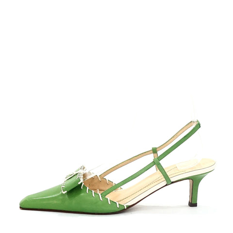 Kate Spade Green Sandals 8