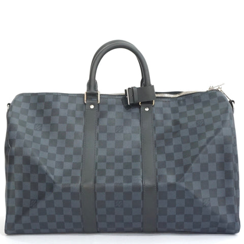 Louis Vuitton Damier Cobalt Keepall 45