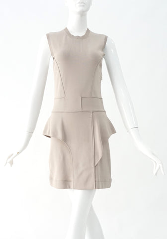 Givenchy Nude Cocktail Dress