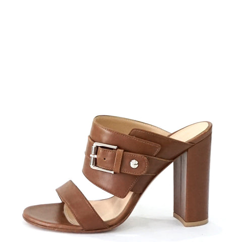 Gianvito Rossi Brown Sandals 37