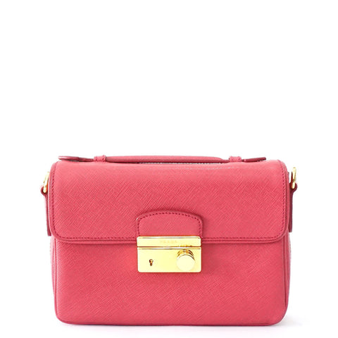 Prada Pink Mini Bag