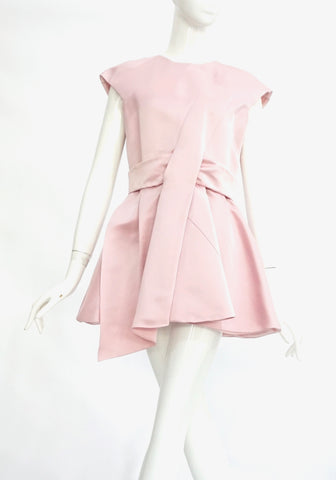 Christian Dior Pink Silk Top 38