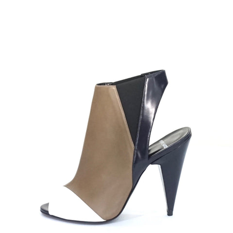 Pierre Hardy Peep-Toe Booties 37