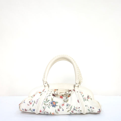Christian Dior Flower Handbag