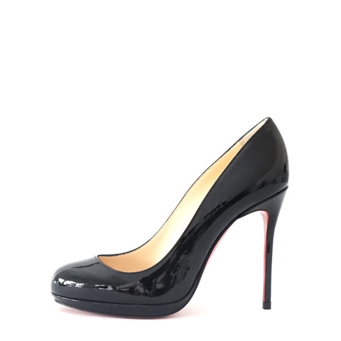 Brand New Christian Louboutin Black Pumps 35.5