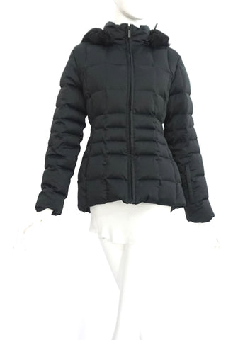 Calvin Klein Black Down/Puffer Jacket S