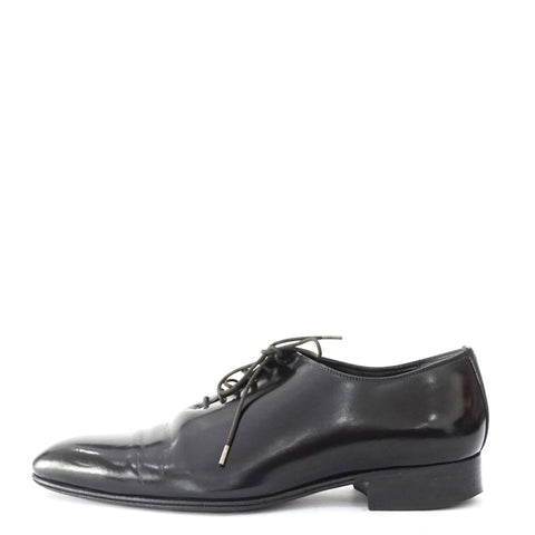 Christian Dior Black Mens Shoes