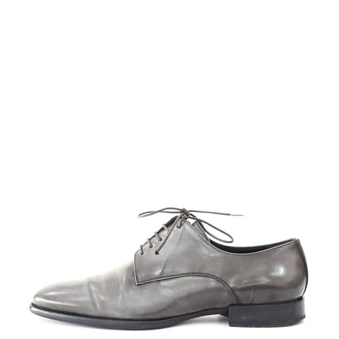 Christian Dior Laceup Grey Mens Shoes 39