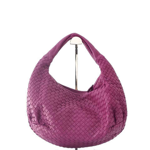 Bottega Veneta Orchid Purple Belly Bag