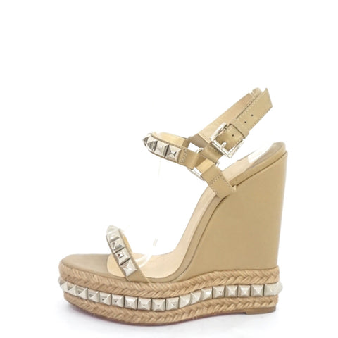 Christian Louboutin Wedge Sandals 37