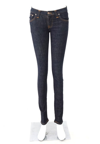 Nudie Dark Blue Jeans 26
