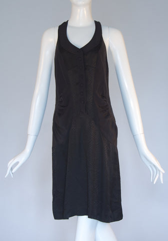 Balenciaga Little Black Dress (Size 34/XS)