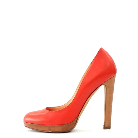 Sergio Rossi Coral Pump Shoes 35.5