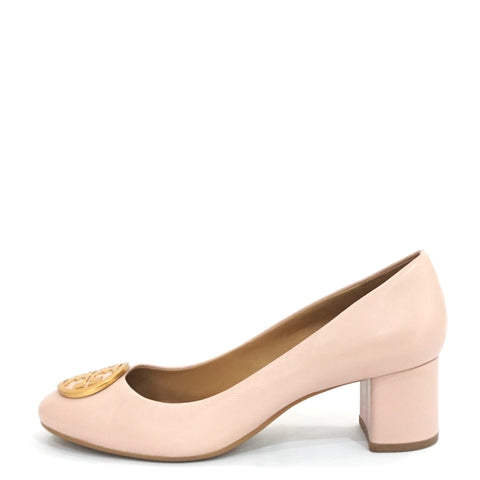 Tory Burch Blush Mid-Pumps 7M