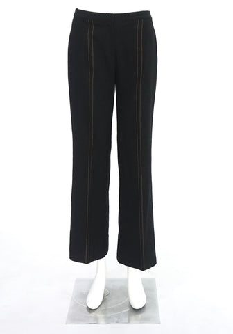 Gianni Versace Couture Black Pants