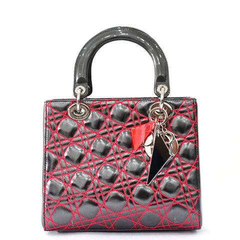 Christian Dior Lady Dior Bag Limited Edition
