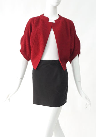 Calvin Klein Red Jacket S