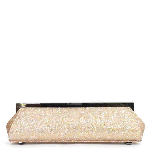 Philip Treacy Glitered Evening Clutch