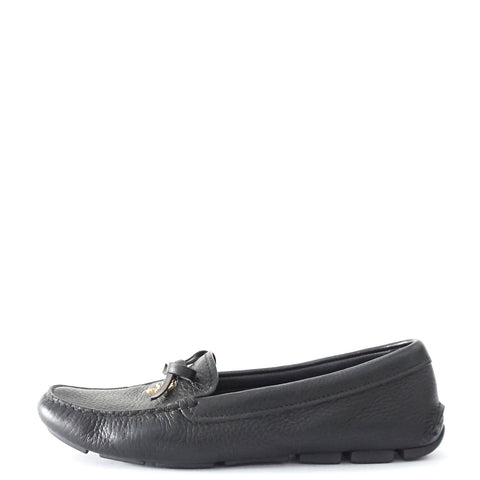 Prada Black Loafers 36