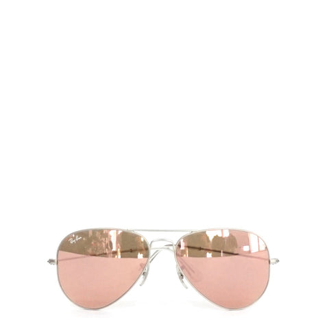 Ray-Ban Pink Mirror Aviators