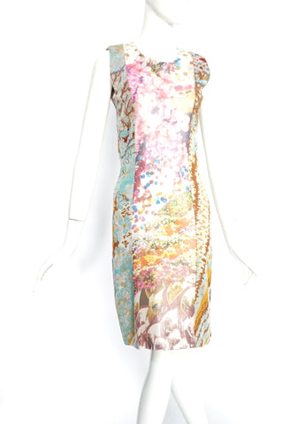 Mary Katrantzou Floral Dress 8
