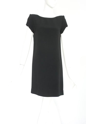 Saint Laurent Black Dress